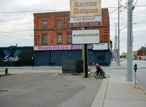 Hamilton Strip, 2015