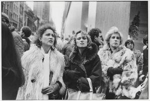 New York City,1982 © Garry Winogrand