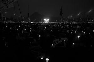 Candlelight rally #.02