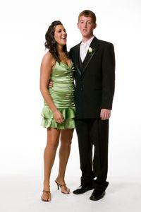 Prom Couple #6062  © Rick Ashley