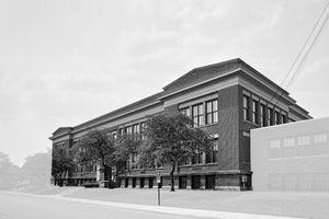 """""""Champion Avenue School, Columbus, Ohio"""""""