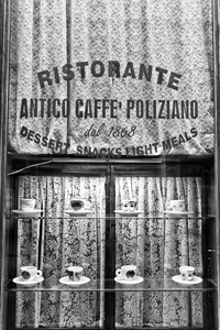 Antico Caffé Poliziano: founded in 1868, a Montepulciano institution