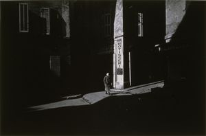 France, 1956-1958. Collection MEP, Paris. Courtesy of The Estate of Harry Callahan and the Pace/MacGill Gallery, New York.