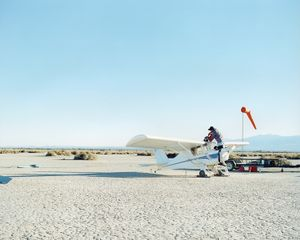 El Mirage Dry Lake, CA, from the series Mojave © Markus Altmann
