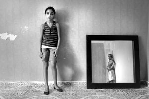 Boy in the Mirror, Jaffa 2009