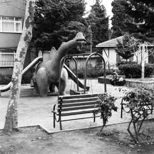 Dinosaur Bakirkoy © Gigi Roccati