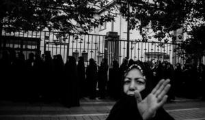 waiting for pray _ 2012_Tehran