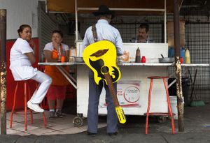 Mexican musician México