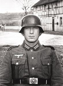 Soldier, c1940 © August Sander