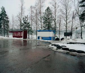 Go kart track, Lahnajärvi