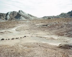 Rainbow Basin, near Barstow, CA, from the series Mojave © Markus Altmann