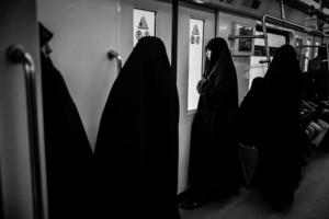 Subway in tehran _ 2014