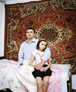Hamzad Ivloev, Nazran, Ingushetia © Rob Hornstra and courtesy of Flatland Gallery