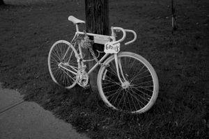 Gary Sims bike
