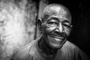 Portrait Favela Santa Marta, Rio de Janeiro