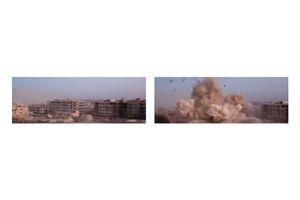 MASSIVE EXPLOSION! Russian jets bombing ISIS - МАССИРОВАННЫЕ УДАРЫ РФ ПО ИГИЛ (Part 2)