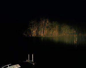 Edisto in the Rain, North Edisto River   © Eliot Dudik