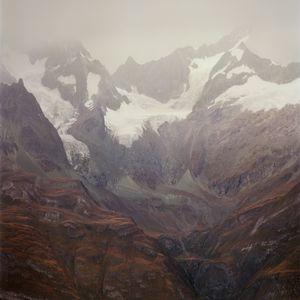 Fullmoon @ Autumnal Alps, 2014 © Darren Almond. Courtesy White Cube.