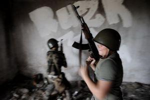 "From the series ""Military Camp"" © Árpád Kurucz"
