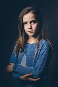 Tabitha aged 10.