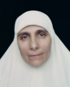 Israa, Muslim, Iraq, from the series Observance © Nicola Dove 2007