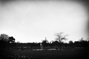 the Jardins de Tuileries