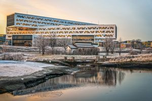 Fornebu - © Gunnar Kopperud