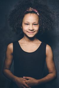 Eve aged 10.