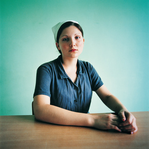 Lena , sentenced for organizing a rape , Juvenile Prison for Girls, Ukraine 2009