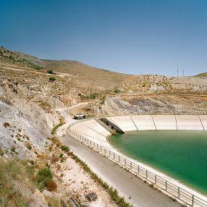 Reservoir. Dalías, Almería. © Reinaldo Loureiro