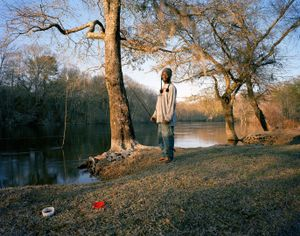 Anthony, North Edisto River                                         © Eliot Dudik