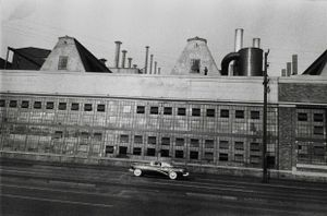 Detroit River Rouge Plant, 1955. From The Americans
