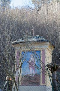 Votive shrine