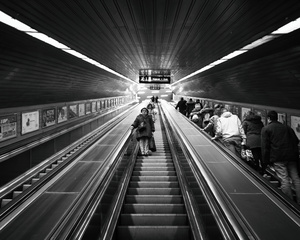 subway -  Budapest