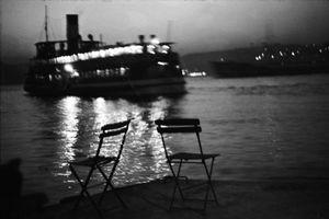 Üsküdar, 1957. © Ara Güler / Magnum Photos.