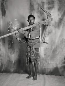 FARMER, $30 WEEKLY, 2013 © Supranav Dash