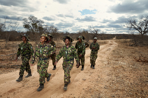The Black Mambas: On Patrol