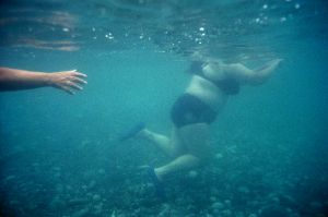 Pistsunda, Abkhzia. Underwater Scene© Petrut Calinescu