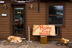 Home Crap Home, 2007