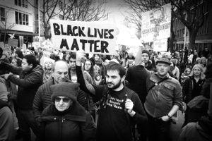 'Black lives matter.'