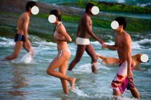 Arpoador Beach (Rio de Janeiro / Brazil) / Nobody's Nobodies Serie