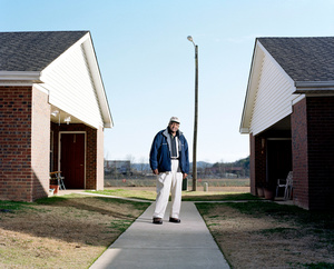 David Roddick. WEST ANNISTON, ALABAMA. 2012