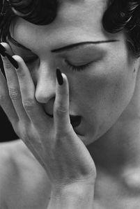 Milla Jovovich Paris, France 1998 © Peter Lindbergh