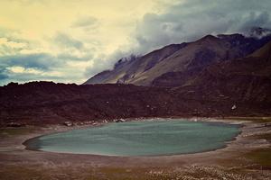 On the outskirts of Huascaran National Park, Peru.