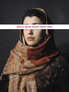 Zanous, Age: 26, Occupation: Jewellery maker, Nationality: Kurdish Syrian, Religion: Yazidi
