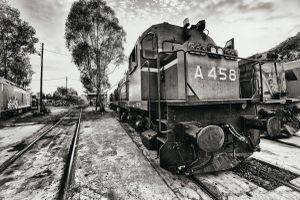 mighty loco © Christos Tolis