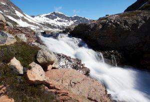 Raging Waters of Greenland - © Adel Korkor