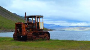 The iclandic westfjords