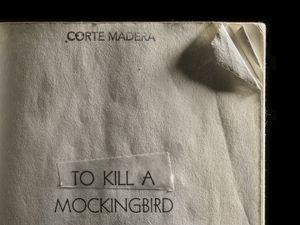To Kill a Mockingbird, Dog-Eared Corner © Kerry Mansfield