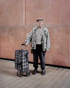 Jean-Claude, 82, Les Espaces d'Abraxas, Noisy-le-Grand, 2014